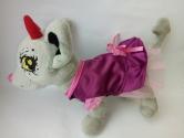 Нарядное комбинированное платье для собачки Чи Чи Лав Фиона (Ч335) Dutunka