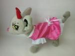Платье летнее Розовая мечта для собачки Чи Чи Лав (Ч277) Dutunka