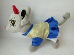 Платье нарядное для собачки Chi Chi Love Синевир (Ч319) Dutunka