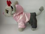 Теплый зимний комплект для собачки Chi Chi Love  Розовая мечта (Ч365)  Dutunka