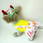Платье-сарафан для собачки Чи Чи Лав Конфетный (Ч296)  Dutunka