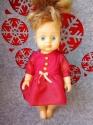 Платье летнее для куколки 28 см Кармен (К28-16) Dutunka