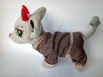 Костюм для собачки мальчика Чи Чи Лав  Шоколадный (Ч1) Dutunka