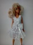 Платье для куклы Барби Белоснежка (Б182)  Dutunka