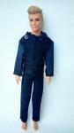 Джинсовый костюм для Кена (К7) Dutunka