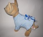 Платье для интерактивной собачки Незабудка (ЧЧЛ101) Dutunka