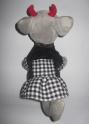 Тепле плаття-кардиган для собачки Чи Чи Лав Dutunka