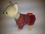 Платье для интерактивной собачки Chi Chi Love Терракотик (ЧЧЛ128) Dutunka