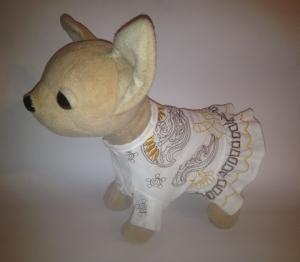 Літнє плаття для собачки Чі Чі Лав Модняшка Dutunka