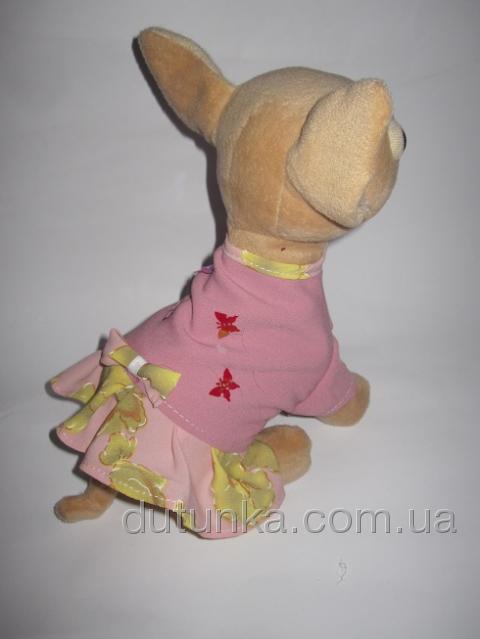 Сукня для інтерактивної собачки Ніжність Dutunka