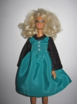 Платье для Барби Кипарис (Б167)откл Dutunka