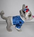 Комплект одягу для собачки хлопчика Чі чі лав Синій настрій Dutunka