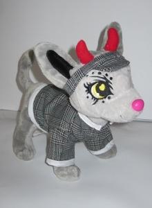 Комплект одягу для собачки хлопчика Чи чи лав Англійський стиль Dutunka