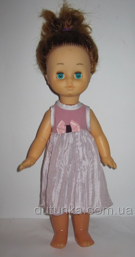 Лялькове плаття для радянської лялечки Dutunka