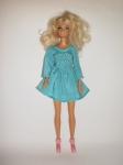 Платье для Барби Бирюза(Б219) Dutunka