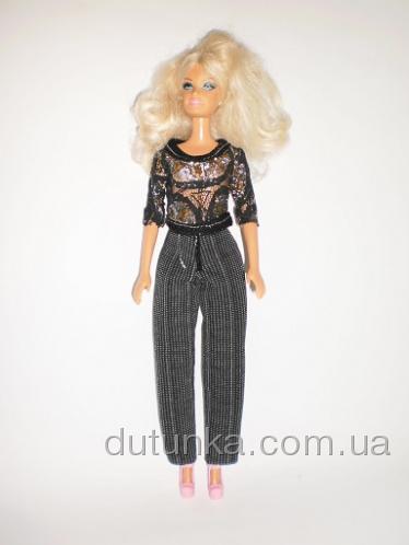 Комплект брючный для ляльки Барбі Зоряний (немає в наявності) Dutunka