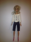 Костюм брючный для куклы Барби  (Б241) Dutunka