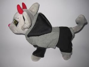 Нарядный костюм для собачки Чи чи лав Домино (Ч264) Dutunka