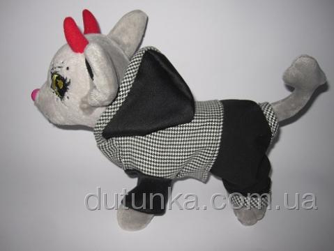 Ошатний костюм для собачки Чі чі лав Доміно Dutunka