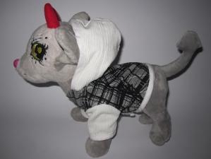 Комбінований піджак для собачки Чи Чи Лав Dutunka