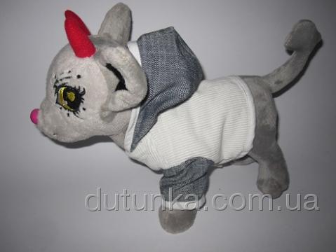 Тепла куртка з капюшоном для собачки Chi Chi Love Зимова радість Dutunka