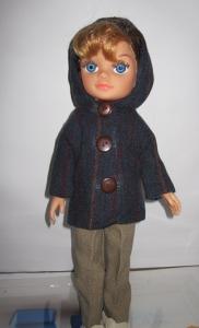 Весняний комплект для лялечки Dutunka
