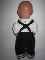 Комплект одежды для пупса-мальчика Модный парень (К38-46)  Dutunka