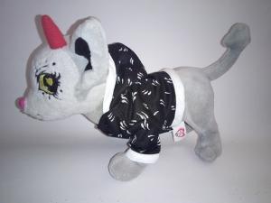 Піджак з капюшоном для собачки хлопчика Чи-чи лав Dutunka