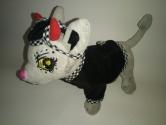Вельветовий піджак з кепочкою для собачки хлопчика Chi Chi Love Dutunka