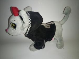 Піджак вельветовий для собачки Dutunka