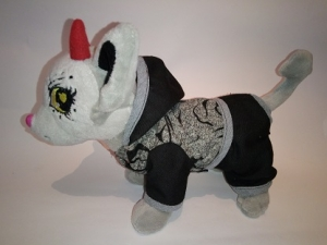 Комплект одягу для собачки Chi Chi Love Кузнечик (немає в наявності) Dutunka