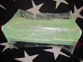Кроватка-колыбелька деревянная (2-в-1) для пупса Беби Борн, Беби Аннабель Нежная весенняя  Dutunka