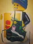 Фартук для кукольного театра (Ф46) Dutunka