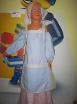 Набор для девочки на уроки труда Голубой (Ф48) Dutunka