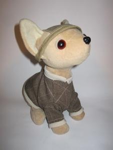 Піджак для інтерактивної собачки Піжон Dutunka