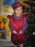 Фартук  парикмахера для девочки 6 лет (Ф61) Dutunka