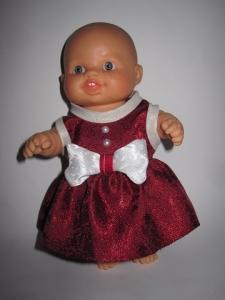 Сукня з трусиками для маленької Paola Reina Рубинчик Dutunka