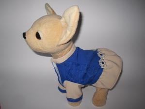 Сукня для інтерактивної собачки Dutunka