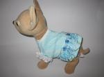 Платье летнее для интерактивной собачки Чи Чи Лав Нежное(ЧЧЛ87) Dutunka