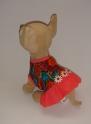 Сукня для інтерактивної собачки Яскрава Dutunka