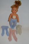 Колготки для маленькой куколки   (R79) Dutunka