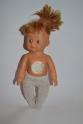 Колготки для маленької лялечки однотонні (кольори в асортименті) Dutunka