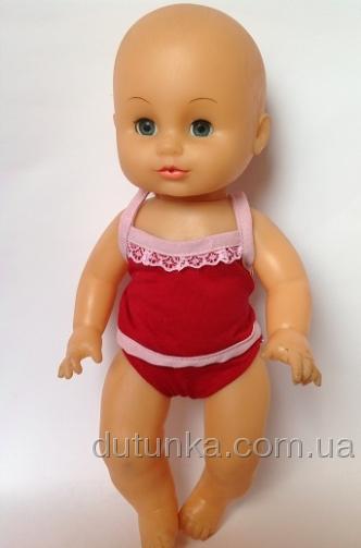 Комплект лялькового білизни для пупса Червоний Dutunka