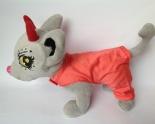 Комплект для прогулок для собачки Chi Chi Love Кораловий (немає в наявності) Dutunka
