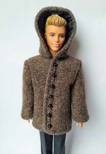 Пальто для Кена Стильный мен (К43) Dutunka
