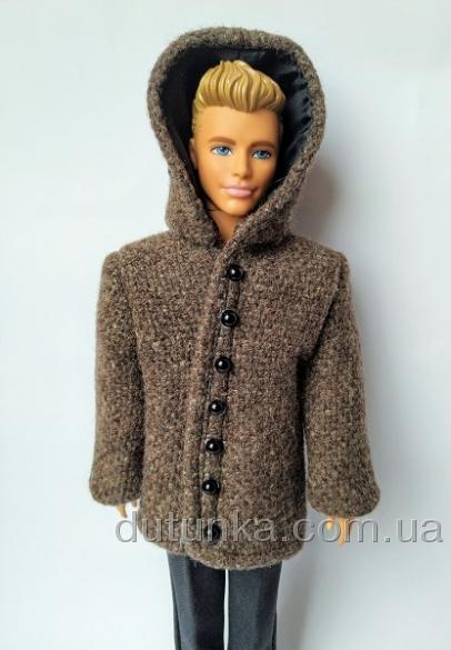 Пальто для Кена Стильний мен Dutunka