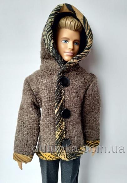 Пальто на кнопках для Кена Dutunka