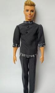 Брючный костюм для Кена Стиляга (К10) Dutunka