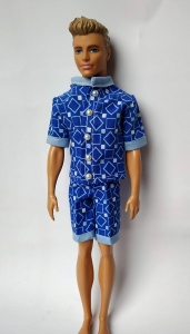 Літня піжама для Кена Dutunka