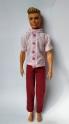 Літній костюм для Кена  Яскравий (вибір кольорів) Dutunka